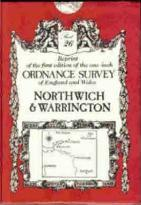 Ordnance Survey Maps: Northwich No. 26