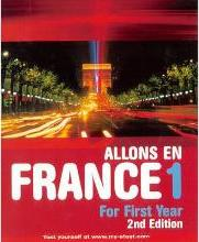 Allons en France: For First Year Bk. 1