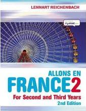 Allons en France: For Second and Examination Years