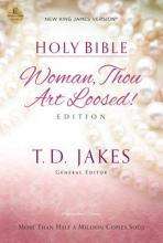 NKJV, Holy Bible, Woman Thou Art Loosed, Paperback, Red Letter Edition