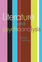 Literature and Psychoanalysis