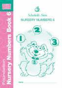 Nursery Numbers Book 6