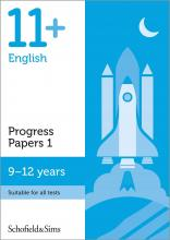 11+ English Progress Papers Book 1: KS2, Ages 9-12