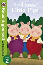 The Three Little Pigs - Read it Yourself with Ladybird