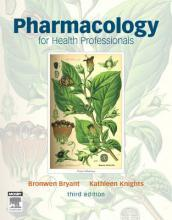 Pharmacology for Health Prof E-Book