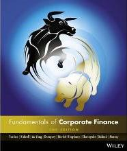 Fundamentals of Corporate Finance 2E Australasian +Istudy Version 2 Registration Card