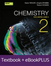 Chemistry 2 VCE Units 3 and 4 eBookPLUS & Print + StudyOn VCE Chemistry Units 3 and 4 2E