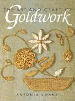 The Art and Craft of Goldwork