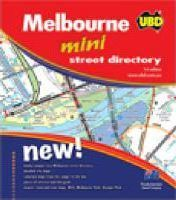 Melbourne Mini Street Directory