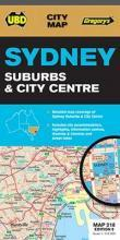 Sydney Suburbs & City Centre Map 218 8th ed