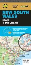 NSW State & Suburban Map 270 27th ed
