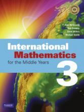 International Mathematics 3 For Middle Years Coursebook