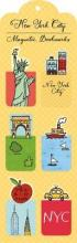 New York City Magnetic Bookmark