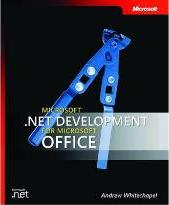 Microsoft .NET Development for Microsoft Office
