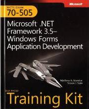 Microsoft .NET Framework 3.5 Windows Forms Application Development