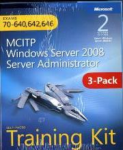 MCITP Windows Server 2008 Server Administrator
