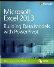 Building Data Models with PowerPivot
