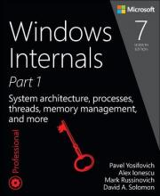 Windows Internals: Part 1