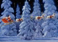 """Advent Calendar: Ted Rand """"the Night before Christmas"""""""