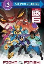 Big Hero 6: Fight to the Finish!