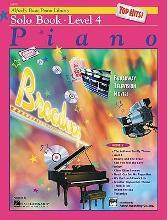 Alfred's Basic Piano Library Top Hits! Solo Book, Bk 4