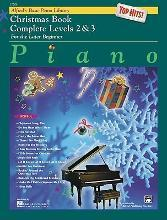 Alfred's Basic Piano Library Top Hits! Christmas Complete, Bk 2 & 3