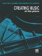 Creating Music At The Piano Lesson Book Bk 2