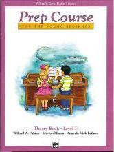 Alfred's Basic Piano Prep Course Theory, Bk D