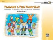 Famous & Fun Favorites, Bk 1