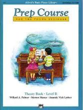 Alfred's Basic Piano Prep Course Theory Book, Bk B