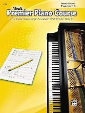 Premier Piano Course Theory, Bk 1b