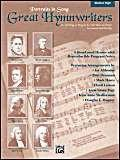 Great Hymnwriters (Portraits in Song)