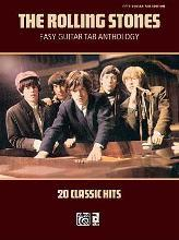 The Rolling Stones Easy Guitar Tab Anthology
