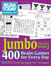 USA Today Jumbo Puzzle Book 2