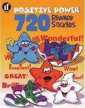720 Positive Power Reward Stickers