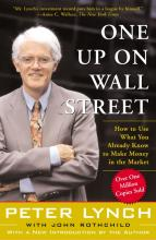 Peter Lynch: One Up On Wall Street