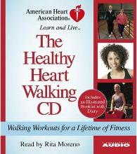The Healthy Heart Walking CD