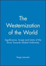 The Westernization of the World