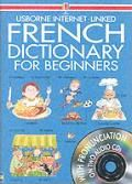 Usborne Internet-Linked French Dictionary for Beginners