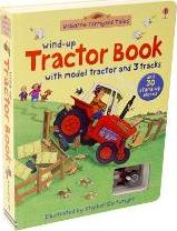 Farmyard Tales Wind-Up Tractor Book