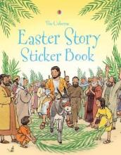 The Easter Story Sticker Book