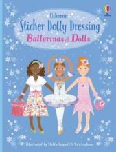 Sticker Dolly Dressing Ballerinas and Dolls