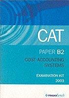 Cat Cost Accounting Systems