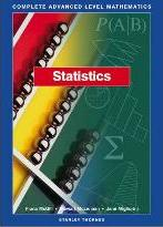 Complete Advanced Level Mathematics - Statistics Core Book