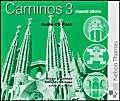 Caminos 3 - Audio CD Pack
