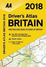 AA Driver's Atlas Britain 2018