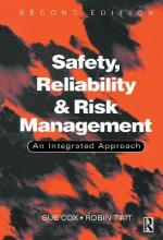 Safety, Reliability and Risk Management