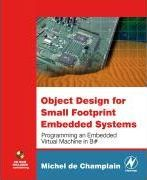 Object Design for Small Footprint Embedded Systems