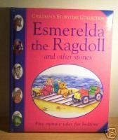 Esmerelda the Ragdoll