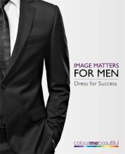Colour Me Beautiful Image Matters for Men
